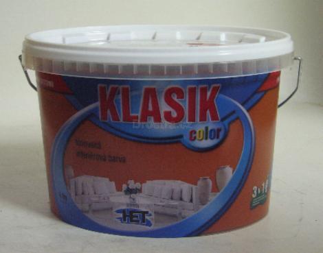 Klasik Color 0877 cihlový 4kg