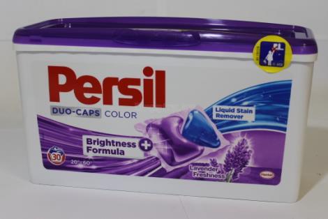 Persil Duo-Caps Color levandule 30kapslí