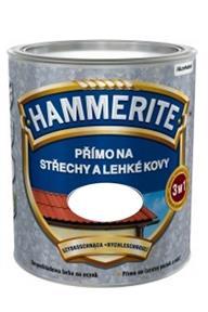 Hammerite Přímo na střechy a lehké kovy tmavě šedá 0.7l