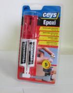 Ceys epoxidové lepidlo rychletvrdnoucí 24ml